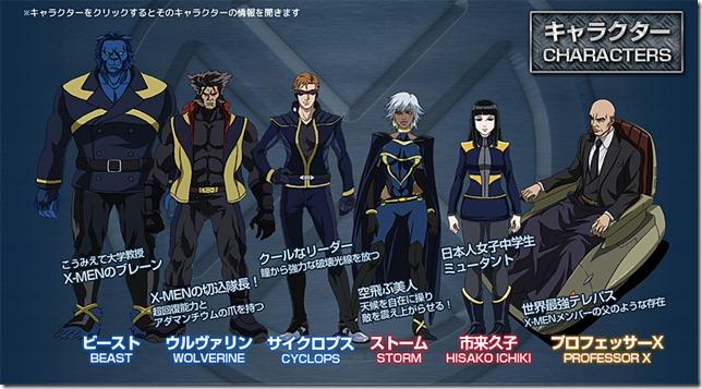xmen-anime-designs